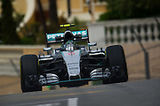 May 20-24, 2015: Monaco Grand Prix - Nico Rosberg  (GER), Mercedes
