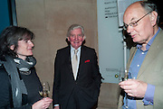 SIR ALAN BOWNESS, Archive 40 Reception. 40th Anniversary of the Tate archive. Tate Britain. Millbank. London. 25 October 2010. -DO NOT ARCHIVE-© Copyright Photograph by Dafydd Jones. 248 Clapham Rd. London SW9 0PZ. Tel 0207 820 0771. www.dafjones.com.