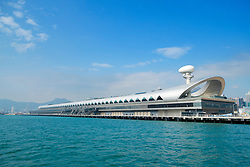 new Kai Tak Cruise Terminal in Hong Kong