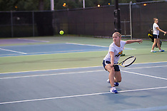 Women's Tennis vs Fontbonne