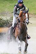 Vegas Des Boursons ridden by Maxime Livio in the Equi-Trek CCI-L4* Cross Country during the Bramham International Horse Trials 2019 at Bramham Park, Bramham, United Kingdom on 8 June 2019.