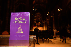 Lincolnshire Co-operative Christmas Carol Concert held at Lincoln Cathedral.<br /> <br /> Picture: Chris Vaughan Photography<br /> Date: December 12, 2017