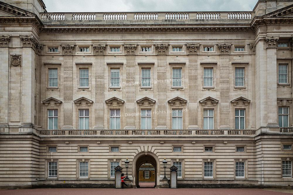 Buckingham Palace Close Up - London, England, 2016