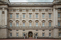 Buckingham Palace Close Up - London, England, 2016