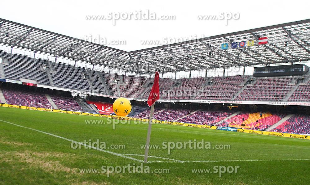 07.09.2010, Red Bull Arena, Salzburg, AUT, UEFA 2012 Qualifier, Austria vs Kazakhstan, im Bild Feature, Red Bull Arena, EXPA Pictures © 2010, PhotoCredit: EXPA/ D. Scharinger / SPORTIDA PHOTO AGENCY