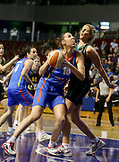 5/10/2013 WNBL Adelaide Lightning vs West Coast Waves at Adelaide Arena.