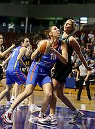 WNBL Adelaide Lightning vs West Coast Waves 5/10/2013