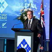Pacific Energy Conference 2016 - Eden Park