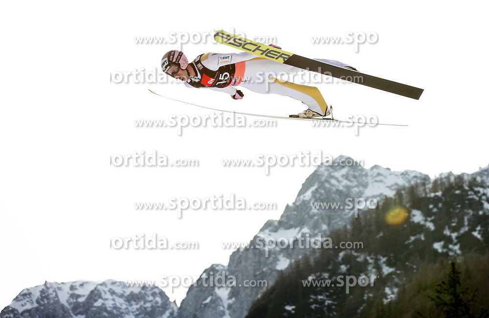 Roman Koudelka of Cezch Republic during the Ski Flying Hill Individual Competition on Day Two of FIS Ski Jumping World Cup Final 2017, on March 24, 2017 in Planica, Slovenia. Photo by Vid Ponikvar / Sportida