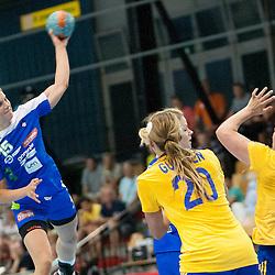 20140611: SLO, Handball - Women's EHF EURO 2014 Qualification, Slovenia vs Sweden