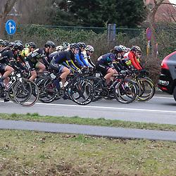 25-02-2017: Wielrennen: Omloop Het Nieuwsblad: Gent
