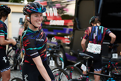 Alice Barnes (GBR) at Lotto Thuringen Ladies Tour 2018 - Stage 1, an 82.5 km road race starting and finishing in Schleusingen, Germany on May 28, 2018. Photo by Sean Robinson/Velofocus.com