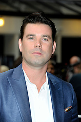 Image ©Licensed to i-Images Picture Agency. 08/07/2014. London, United Kingdom. Dave Berry during the press night for 'The Curious Incident Of The Dog In The Night-Time' at Gielgud Theatre. Picture by Chris Joseph / i-Images