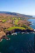 Four Seasons Resort Lanai at Manele Bay, Lanai, Hawaii