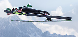 20.03.2015, Planica, Ratece, SLO, FIS Weltcup Ski Sprung, Planica, Finale, Skifliegen, im Bild Nejc Dezman (SLO) //during the Ski Flying Individual Competition of the FIS Ski jumping Worldcup Cup finals at Planica in Ratece, Slovenia on 2015/03/20. EXPA Pictures © 2015, PhotoCredit: EXPA/ JFK