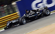 JOHANNESBURG, SOUTH AFRICA -  22 February 2009, Earl Bamber of Team New Zealand during the Sprint Race of the A1GP held at Kyalami Motor Racing Circuit in Johannesburg, Gauteng, South Africa...Photo by Barry Aldworth/SPORTZPICS
