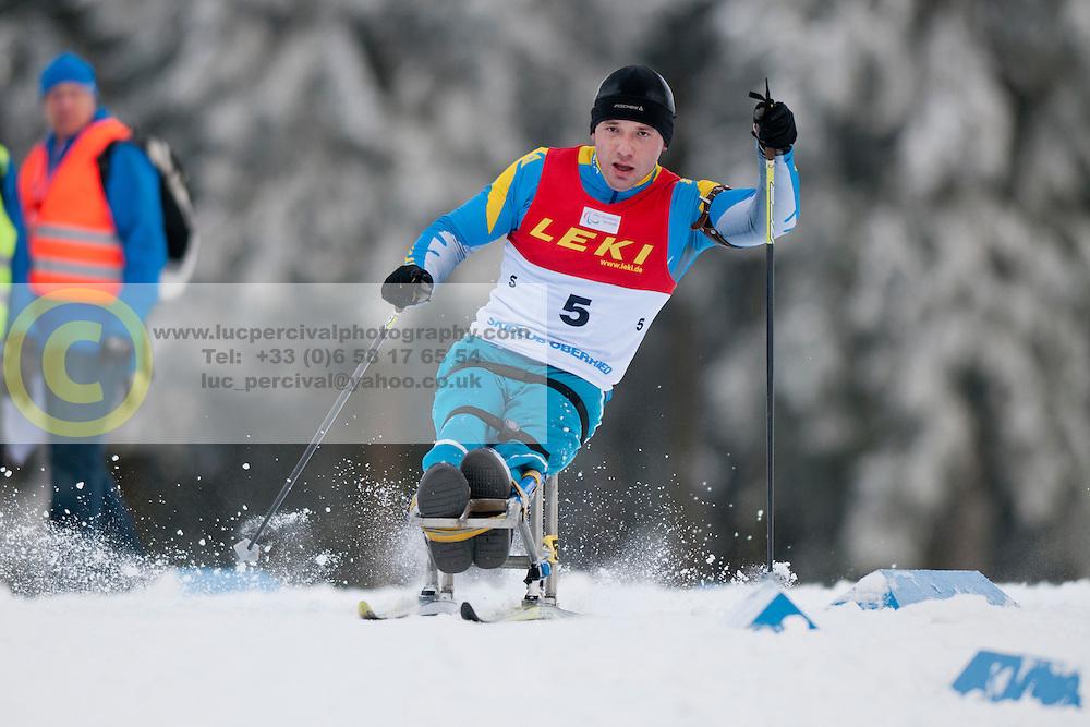 KORNIIKO Oleksandr, Biathlon Middle Distance, Oberried, Germany