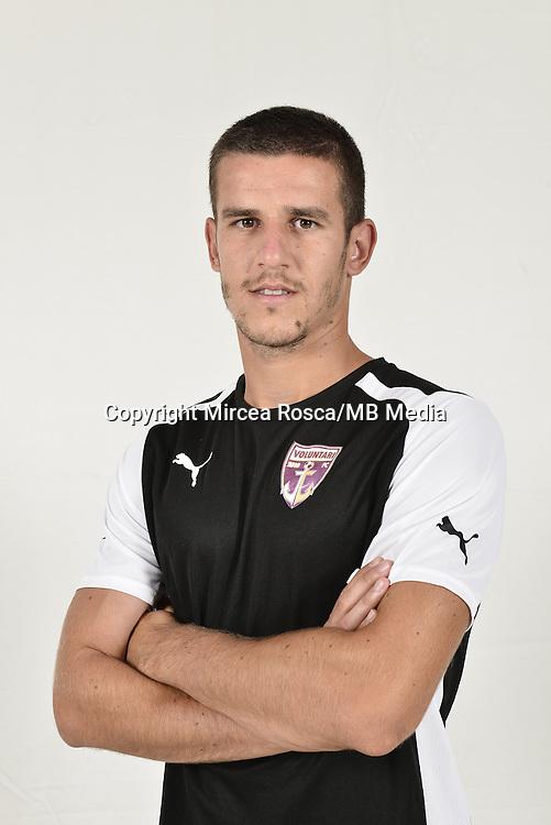 Sergiu Moga, FC Voluntari