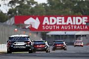RICHIE STANAWAY (Tickford Ford). Adelaide 500 -Virgin Australia Supercars Championship Round 1. Adelaide Street Circuit, South Australia. Sunday 4 March 2018. Photo Clay Cross / photosport.nz