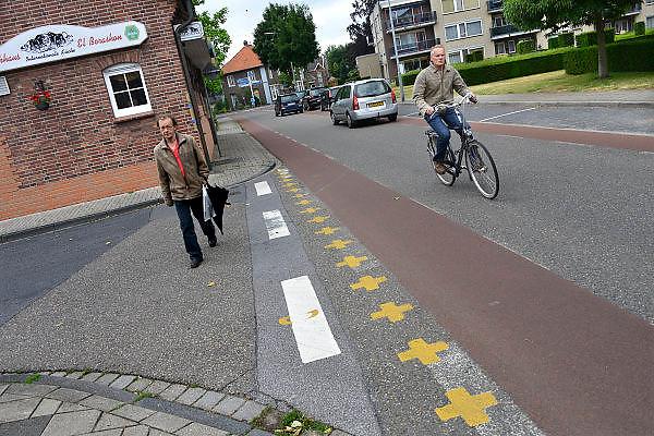 Nederland, Duitsland, Dinxperlo, Suderwick, 21-6-2013Voormalig geannexeerd gebied rond Suderwick en Dinxperlo.Foto: Flip Franssen