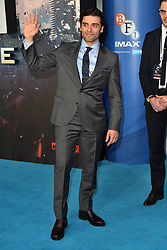 © Licensed to London News Pictures. 09/05/2016.  Guests including BRYAN SINGER, ALEXANDRA SHIPP, EVAN PETERS, JAMES MCCAVOY, JENNIFER LAWRENCE, OLIVIA MUNN, OSCAR ISAAC, TYE SHERIDAN, SOPHIE TURNER, BEN HARDY attend the global fan screening of X-Men: Apocalypse.  London, UK. Photo credit: Ray Tang/LNP