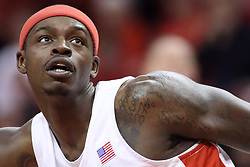 07 January 2018:  Milik Yarbrough during a College mens basketball game between the Missouri State Bears and Illinois State Redbirds in Redbird Arena, Normal IL