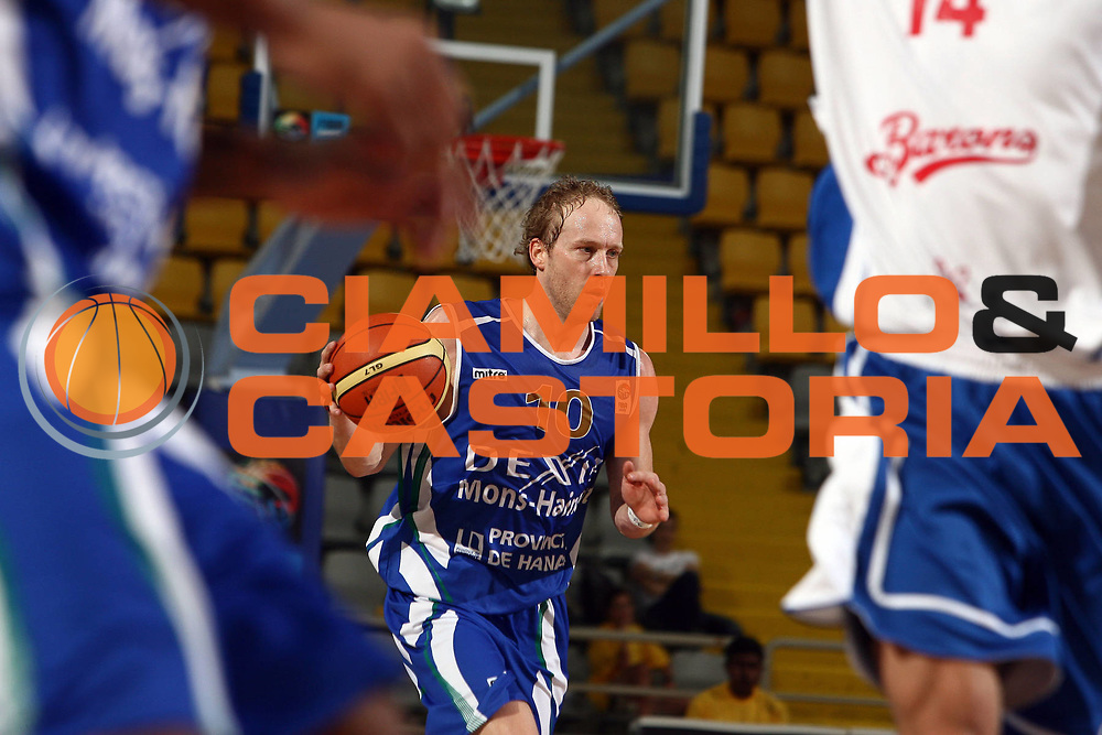 DESCRIZIONE : Cyprus Cipro Eurocup Men Final Four 2008 Final Barons LMT Dexia Mons-Hainaut<br /> GIOCATORE : Travis Conlan<br /> SQUADRA : Barons LMT Dexia Mons-Hainaut<br /> EVENTO : Eurocup Men Final Four 2008<br /> GARA : Barons LMT Dexia Mons-Hainaut<br /> DATA : 20/04/2008 <br /> CATEGORIA : palleggio<br /> SPORT : Pallacanestro<br /> AUTORE : Agenzia Ciamillo-Castoria/E.Castoria<br /> Galleria : Fiba Europe 2007-2008<br /> Fotonotizia : Cyprus Cipro Eurocup Men Final Four 2008 Final Barons LMT Dexia Mons-Hainaut<br /> Predefinita :