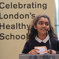 Health and education experts celebrate London's healthiest schools at City Hall awards