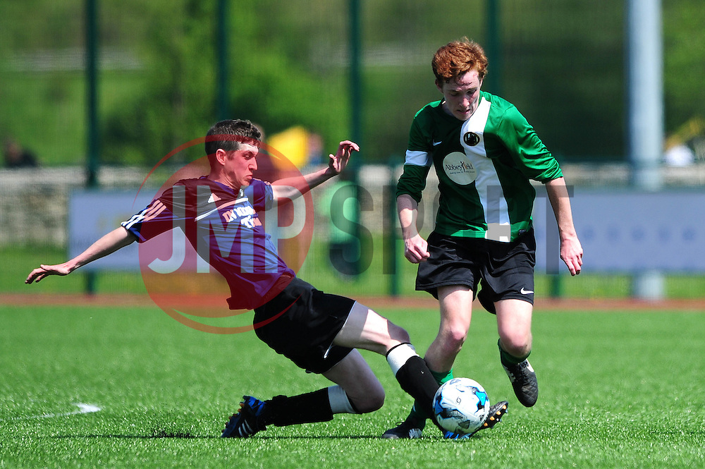 Robbie Herring of SWYD United - Mandatory by-line: Dougie Allward/JMP - 08/05/2016 - FOOTBALL - Keynsham FC - Bristol, England - BAWA Sports v SWYD United - Presidents cup final