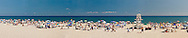 Fun at the Beach, Main Beach, East Hampton, NY, 2007, : 20x99