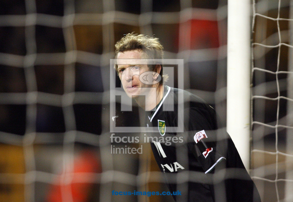 Wolverhampton - Tuesday February 3rd, 2009: David Carney of Norwich City during the Coca Cola Championship match at Molineaux, Wolverhampton. (Pic by Chris Ratcliffe/Focus Images)