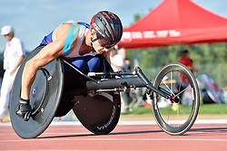 06/08/2017; Boardman, Craig, T34, GBR at 2017 World Para Athletics Junior Championships, Nottwil, Switzerland
