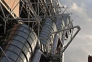 France. Paris. 4th district. Beaubourg museum main square. Paris France / esplanade du musee beaubourg  Paris