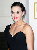 LONDON - NOVEMBER 30: Victoria Pendleton attended the British Olympic Ball at the Grosvenor House Hotel, London, UK. November 30, 2012. (Photo by Richard Goldschmidt)