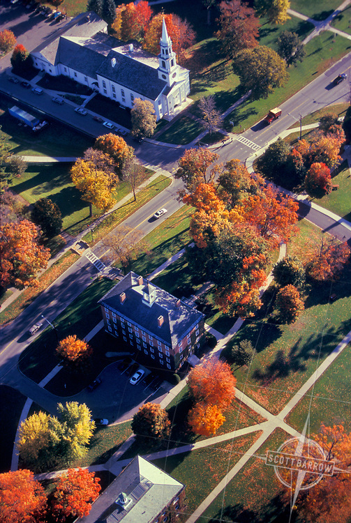 Williams (College) in fall from the air.