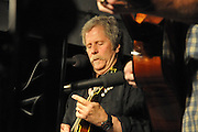 Chris Hillman and Herb Peterson perform the national headliner concert at the 2010 Tucson Folk Festival.