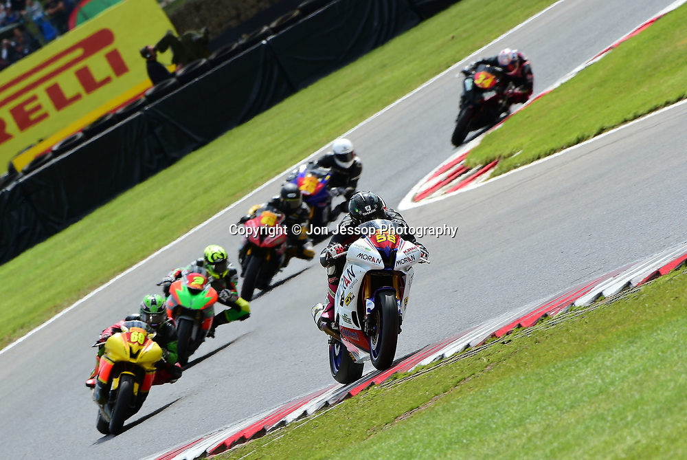#58 Cameron Lee Ashby-de-la Zouch Moto-Breakers Racing Kawasaki Pirelli National superstock 600 Championship #58 Cameron Lee Allied Racing Yamaha Pirelli National Superstock 600 Championship