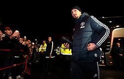 Zlatan Ibrahimovic of Manchester United - Mandatory by-line: Robbie Stephenson/JMP - 20/12/2017 - FOOTBALL - Ashton Gate Stadium - Bristol, England - Bristol City v Manchester United - Carabao Cup Quarter Final
