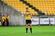 WELLINGTON, NEW ZEALAND - 9 MARCH: Action during the New Zealand ITM Cup rugby union game played on 8 March 2019, between Hurricanes v Highlanders, played at Westpac Stadium, Wellington, New Zealand. Hurricanes won 25-22.
