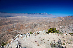 Keys View, Joshua Tree National Park, California, United States of America