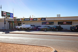 Metcash Food & Grocery - IGA Plus Liquor Coober Pedy<br /> April 12, 2019: Coober Pedy, Melbourne, South Australia (SA), Australia. Credit: Pat Brunet / Event Photos Australia, https://eventphotos.com.au