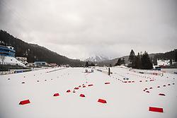 February 22, 2019 - Seefeld In Tirol, AUSTRIA - 190222 General view of tracks at a cross-country skiing training session during the FIS Nordic World Ski Championships on February 22, 2019 in Seefeld in Tirol..Photo: Joel Marklund / BILDBYRN / kod JM / 87881 (Credit Image: © Joel Marklund/Bildbyran via ZUMA Press)