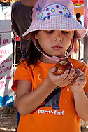 Melrose Leadership Academy is an Oakland Unified School District dual immersion Spanish bilingual public school in its first year with two kindergarten classes. Families from Oakland's Melrose Leadership Academy visit a pumpkin patch near Pleasanton, California.