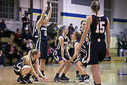 Sutherland players are introduced before a game at Brighton High School on Thursday, January 21, 2016.