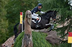 Fox Pitt William (GBR) - Bay My Hero<br /> Les Etoiles de Pau - Pau 2012<br /> © Hippo Foto - Jon Stroud