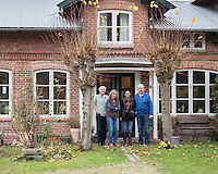Urte & Uli's house in Grossharrie, Germany near Neumunster, Germany<br />