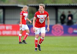 Frankie Brown of Bristol City - Mandatory by-line: Nizaam Jones/JMP- 31/03/2019 - FOOTBALL - Stoke Gifford Stadium - Bristol, England - Bristol City Women v Reading Women - FA Women's Super League 1