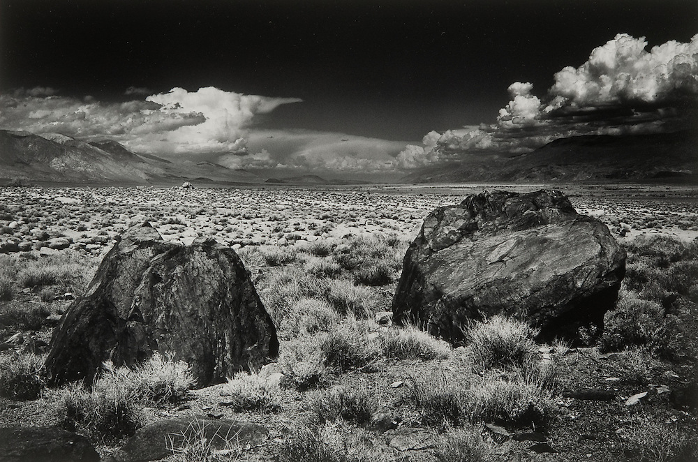Owens Valley, Looking North