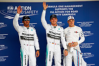 HAMILTON Lewis (Gbr) Mercedes Gp Mgp W05 ambiance portrait ROSBERG Nico (Ger) Mercedes Gp Mgp W05 ambiance portrait BOTTAS Valtteri (Fin) Williams F1 Mercedes Fw36 ambiance portrait   during the 2014 Formula One World Championship, Japan Grand Prix from October 3rd to 5th 2014 in Suzuka. Photo Frederic Le Floc'h / DPPI