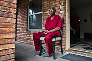 """Robert Taylor, the founder of the Concerned Citizens of St John the Baptist Parish, spoke to me while sitting in front of his house in Reserve, Louisiana: """"The weakest people are going to suffer the most and it's evident that we are the weakest people in the nation and maybe in the world because of our exposure to the onslaught of these chemicals."""""""